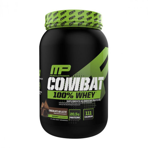 COMBAT 100% WHEY (900g) MUSCLE PHARM