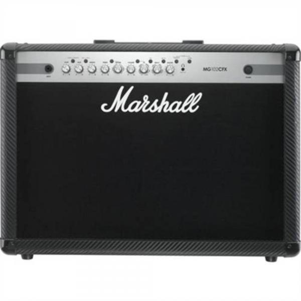 Combo Amplificador para Guitarra Mg102cfx Marshall