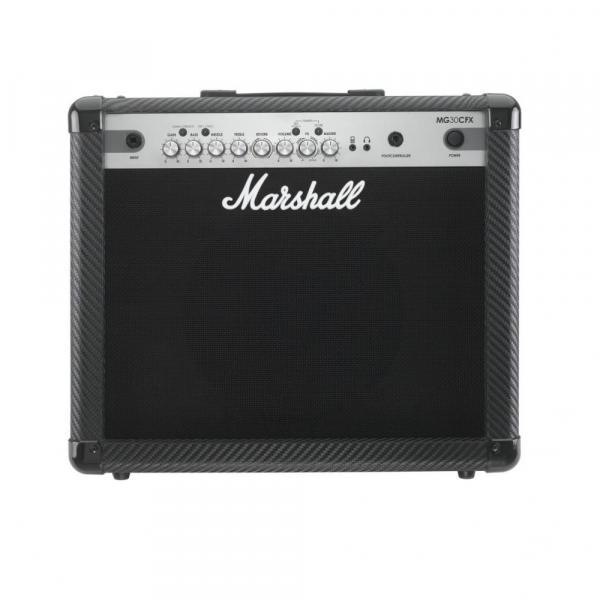 Combo para Guitarra 30W Marshall MG30CFC-B
