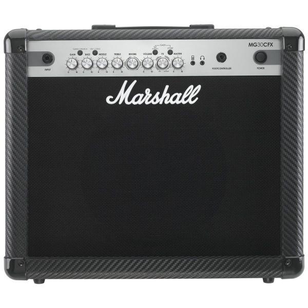 Combo para Guitarra 30W MG30CFX0-B MARSHALL