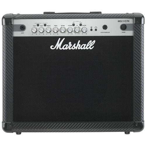 Combo para Guitarra 30w - Mg30cfx0-b - Marshall