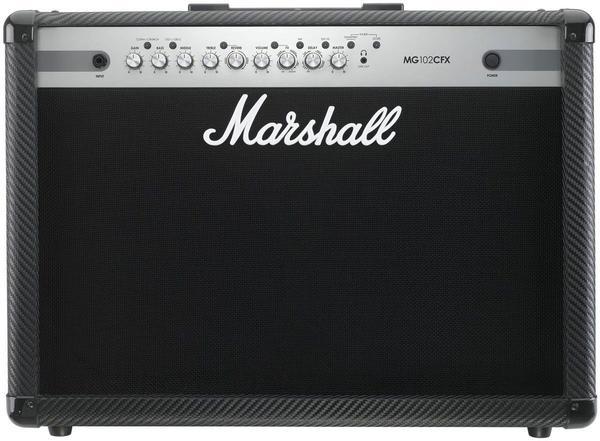 Combo para Guitarra 100W MG102CFX-B MARSHALL