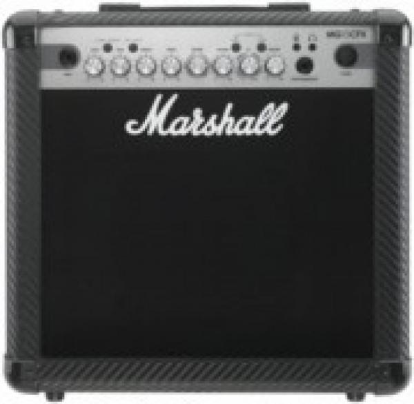 Combo para Guitarra 15W Marshall MG15CFX-B