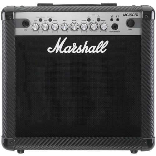 Combo para Guitarra 15w - Mg15cfx-b - Marshall