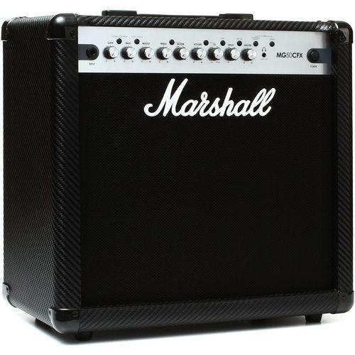 Combo para Guitarra 50w Mg50cfx-b Marshall