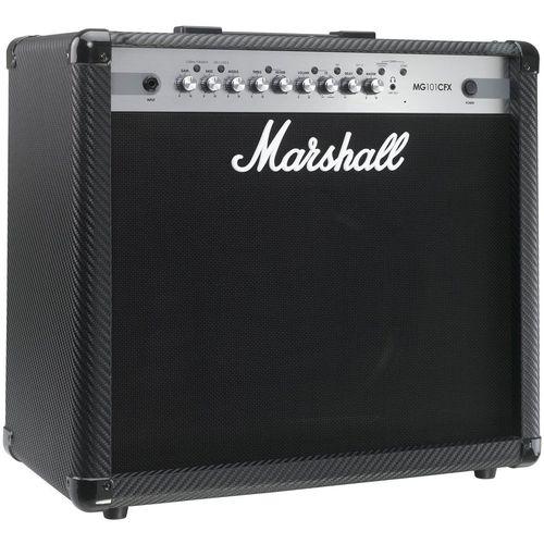 Combo para Guitarra Marshall 100w Mg101cfx-b