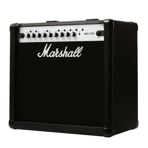 Combo para Guitarra Marshall 50W - Mg50cfx-B