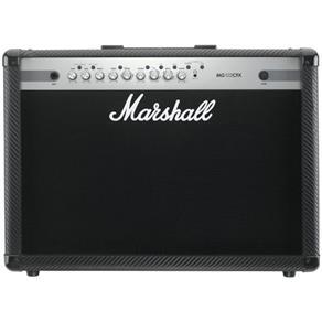 Combo para Guitarra Marshall MG102CFX-B com 100W de Potência