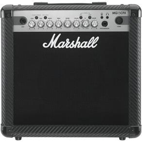 Combo para Guitarra Marshall MG15CFX-B com 15W de Potência