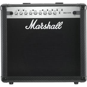 Combo para Guitarra Marshall MG50CFX-B com 50W de Potência