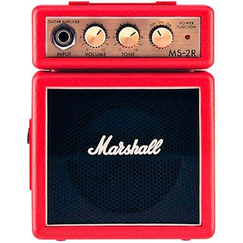 Combo para Guitarra Vermelho MS-2R - Marshall