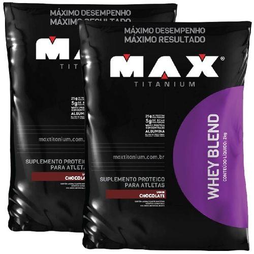 Tudo sobre 'Combo - Super Blend 4000g - Max Titanium'