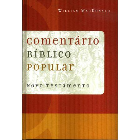 Tudo sobre 'Comentário Bíblico Popular Novo Testamento'
