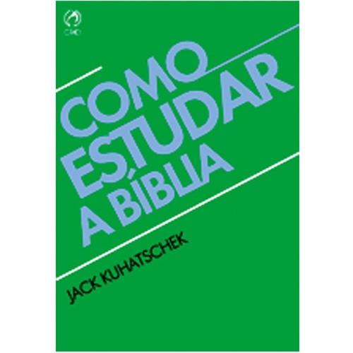 Tudo sobre 'Como Estudar a Bíblia'