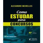 Como Estudar para Concursos - 4 Ed