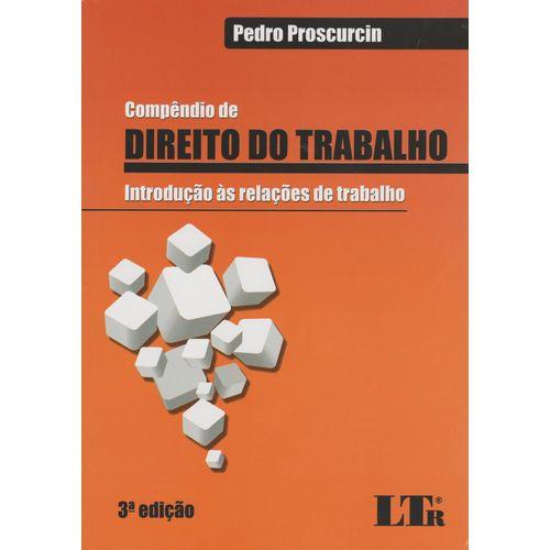 Compendio de Direito do Trabalho - 03ed/15