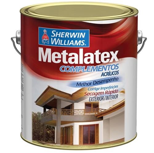 Complemento Acrílico Metalatex 3,6L Sherwin Williams