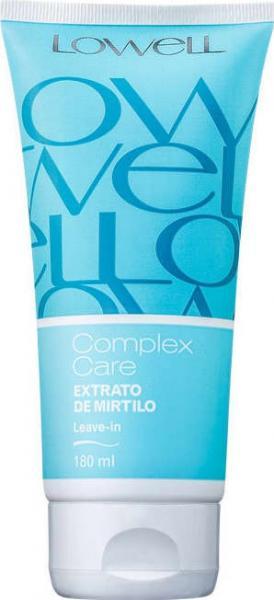 Complex Care Extrato de Mirtilo Leave-in 180ml - Lowell