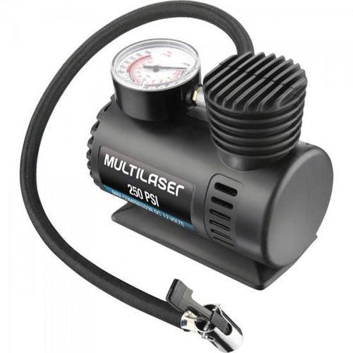 Compressor de Ar 12v Au601 Preto Multilaser