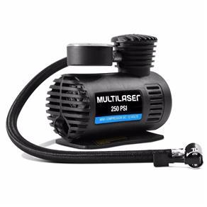 Compressor de Ar Multilaser 12V Preto - AU601
