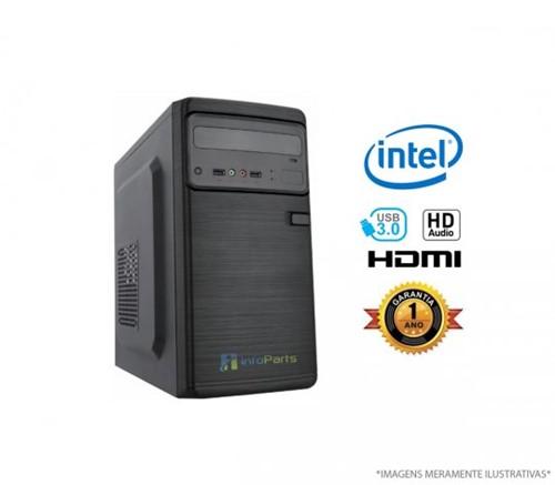 Tudo sobre 'Microcomputador Intel J1800 - 4GB RAM, HD 500GB'