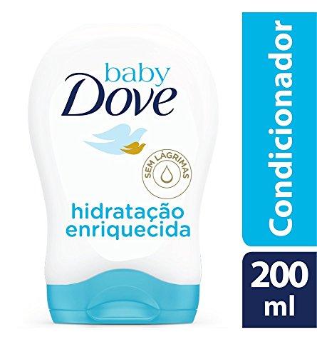 Condicionador Baby Dove Hidratação Enriquecida 200 Ml, Baby Dove