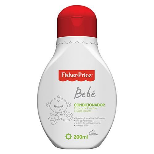 Condicionador Bebê Fisher Price 200 Ml