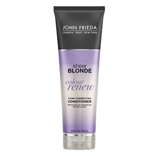 Condicionador Colour Renew John Frieda Sheer Blonde 250ml
