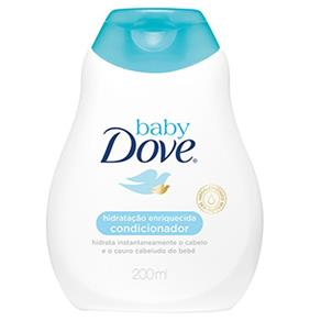 Condicionador Dove Baby Hidratação Enriquecida - Dove Baby