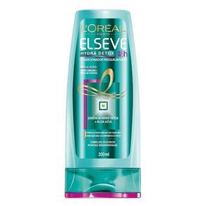 Kit Elseve Hydra Detox 48h Antiolesidade Shampoo + Condicionador 200ml