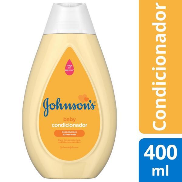 Condicionador Infantil Johnsons Baby Regular - 400ml