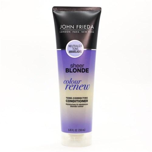 Condicionador John Frieda Sheer Blonde Colour Renew 250Ml