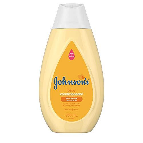Condicionador Johnson's Baby Regular 200ml