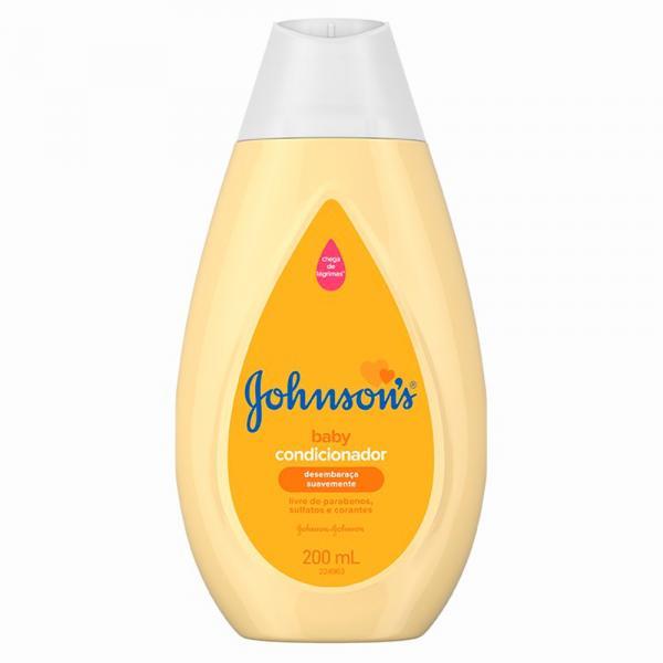 Condicionador Johnson's Baby Tradicional 200ml - Johnsons