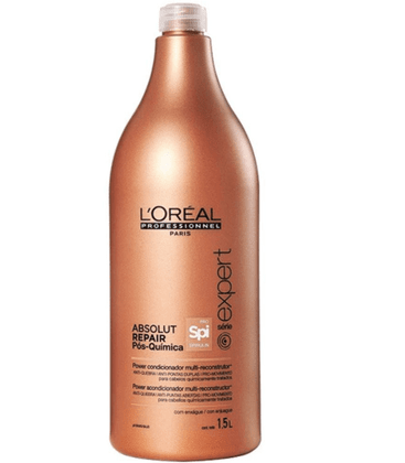Condicionador Loreal Profissional Absolut Repair Pos Quimica 1500ml