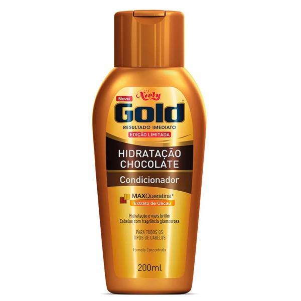 Condicionador Niely Gold Chocolate 200 Ml