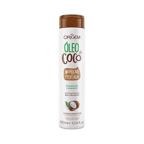 Condicionador Óleo de Coco Origem Nazca - - 300ml