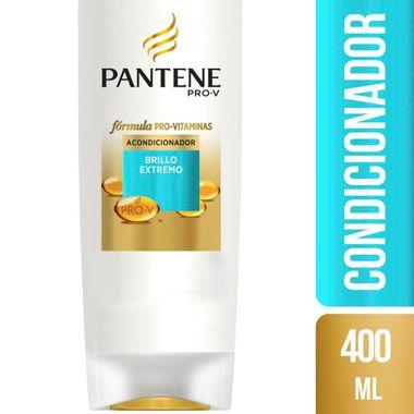 Condicionador Pantene Brilho Extremo 400ml