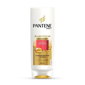 Condicionador Pantene Cachos Definidos - 400ml