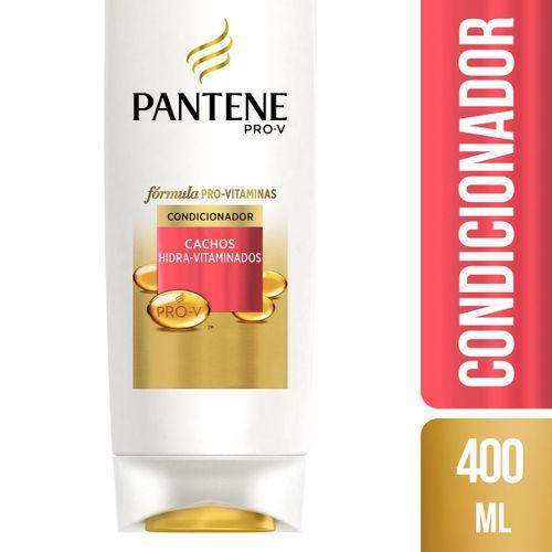 Condicionador Pantene Cachos Hidra-Vitaminados 400ml