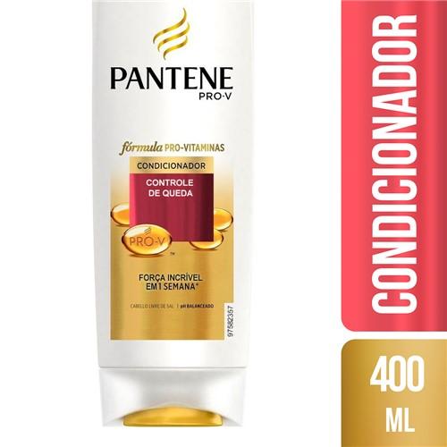 Tudo sobre 'Condicionador Pantene Controle de Queda 400ml'