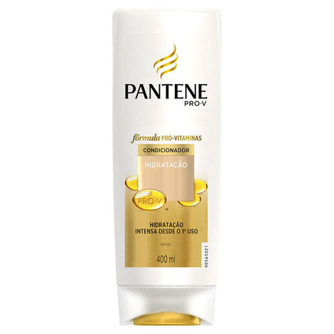 Condicionador Pantene Hidratação 400Ml