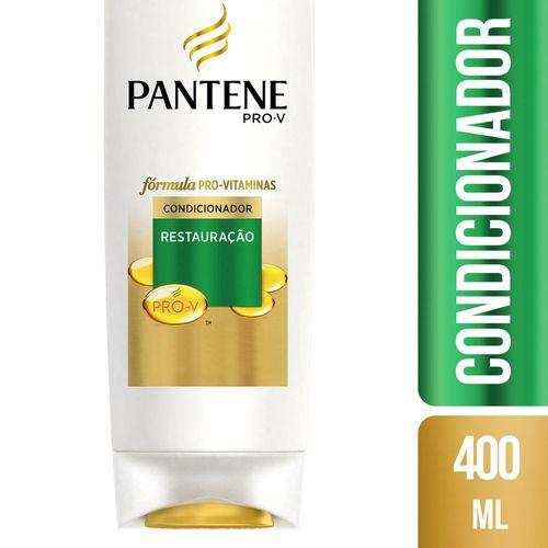 Condicionador Pantene Restauração 400ml Condicionador Pantene Pro-V Restauração 400 Ml