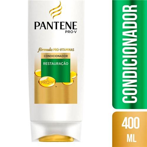 Condicionador Pantene Restauração com 400ml