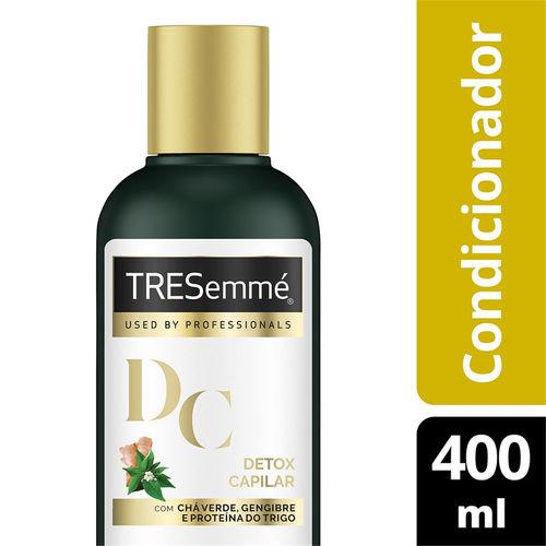 Condicionador Tresemmé Detox Capilar 400 Ml
