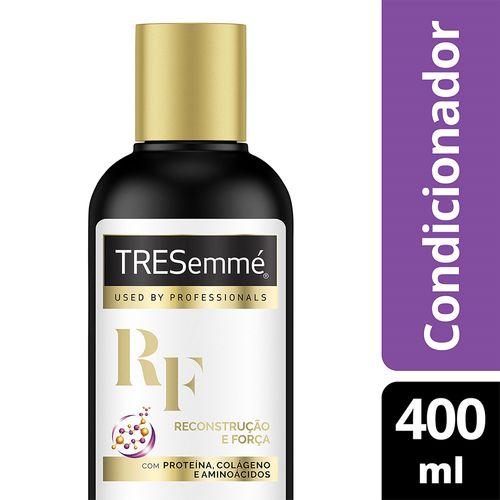 Condicionador TRESemmé Reconstrução e Força 400 Ml CO TRESEMME 400ML-FR RECONST e FORCA