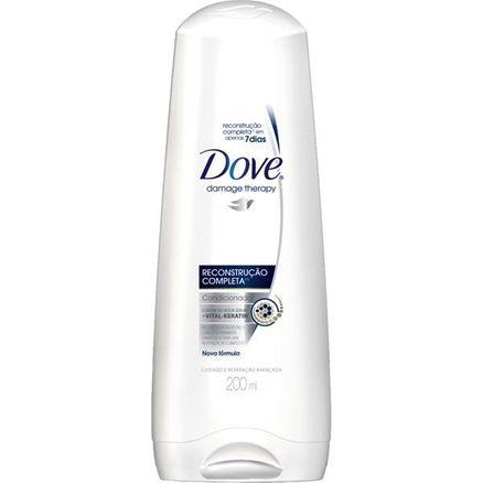 Condicionador Uso Diário Dove Reconstrução Completa 200ml