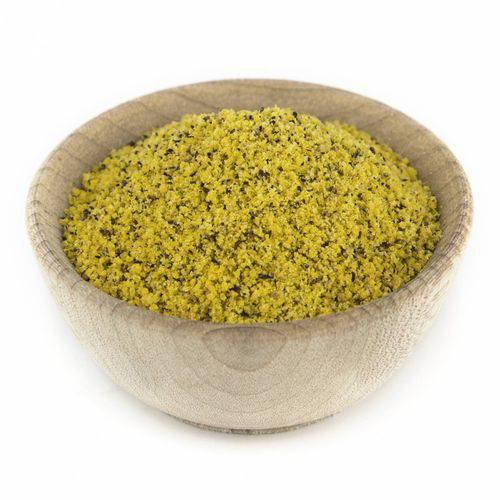 Tudo sobre 'Condimento Lemon Pepper 600kg - Space Green'