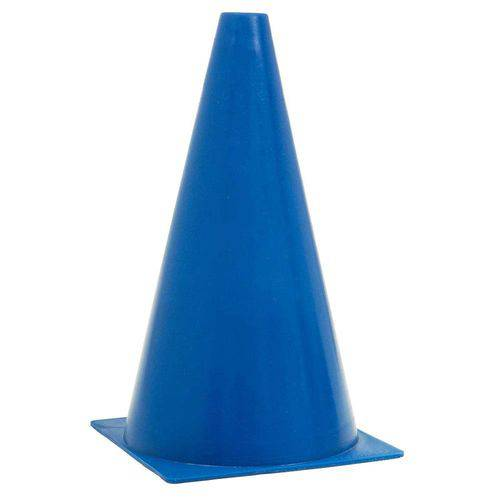Cone de Marcação para Treino Azul - 23cm