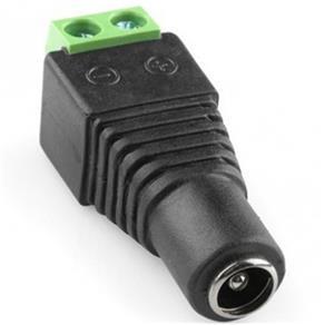 Conector P4 Fêmea Borne para Câmeras